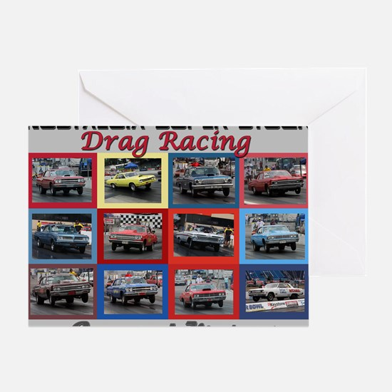 GM-cover Greeting Card