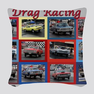 GM-cover Woven Throw Pillow