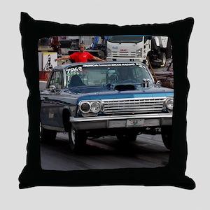 feb Throw Pillow