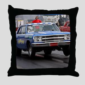 jul Throw Pillow
