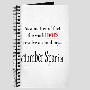 Clumber Spaniel World Journal