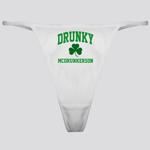 Drunky M Classic Thong