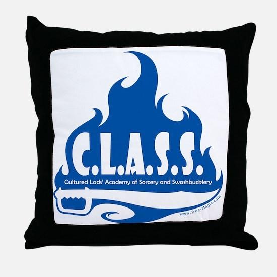 cp_class Throw Pillow