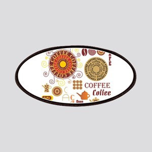 Coffee Cafe Patches