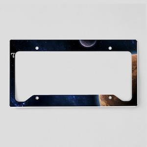 Universal_Love-102011 License Plate Holder