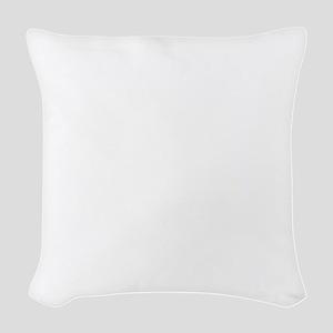 Good Grief Woven Throw Pillow