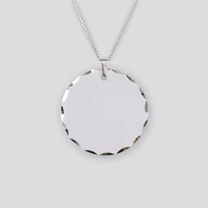 Good Grief Necklace Circle Charm