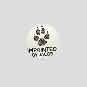 Imprinted Mini Button