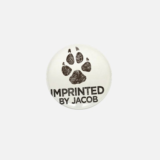 Imprinted Mini Button