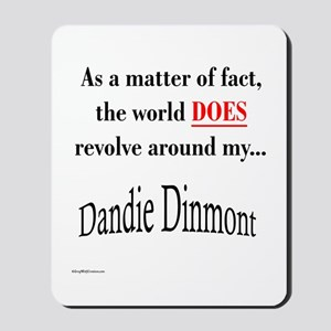 Dandie World Mousepad