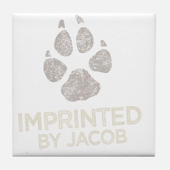Imprinted -dk Tile Coaster