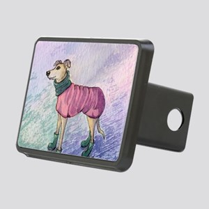 Wheres my hat? Rectangular Hitch Cover
