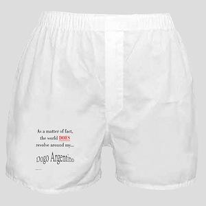 Dogo World Boxer Shorts