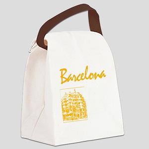 Barcelona_7x7_apparel_CasaMila_Pa Canvas Lunch Bag