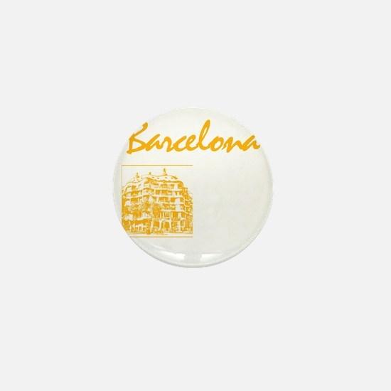 Barcelona_7x7_apparel_CasaMila_ParcGue Mini Button