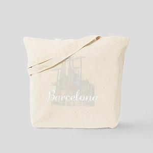 Barcelona_10x10_apparel_LaSagradaFamilia_ Tote Bag