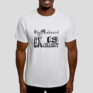 Shuffleboard Is Excellent Light T-Shirt