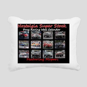 Cover-Mopar Rectangular Canvas Pillow