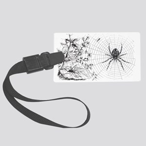Spider Large Luggage Tag