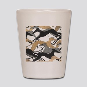 FrescoHounds Shot Glass