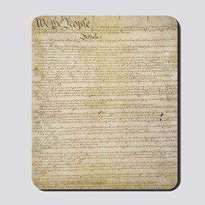 ConstitutionFULL Mousepad