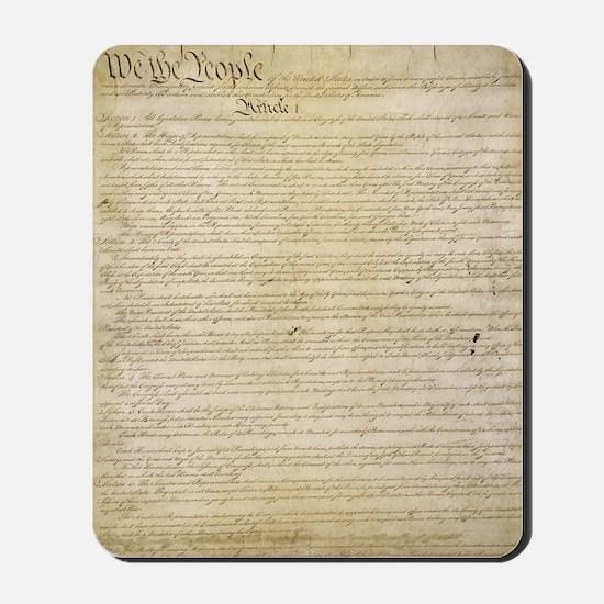 ConstitutionFULL Mousepad