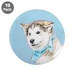 Siberian Husky Puppy 3.5