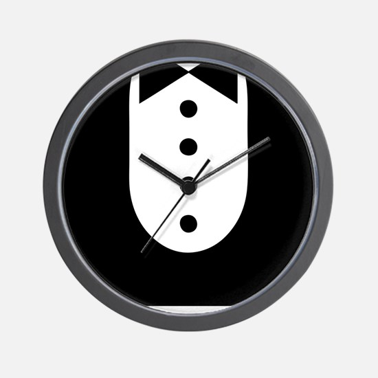 groomsman Wall Clock