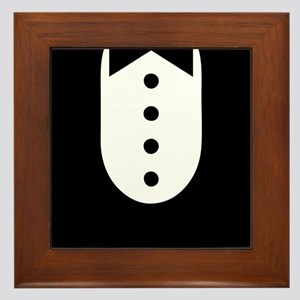 groomsman Framed Tile