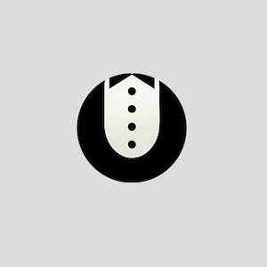 groomsman Mini Button
