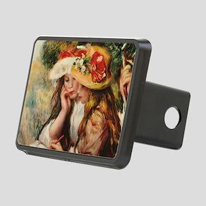 Renoir Rectangular Hitch Cover