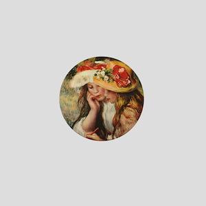 Renoir Mini Button