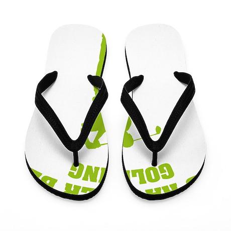 ratherbeGolfA3 Flip Flops