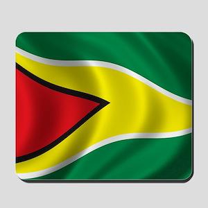 guyana_flag Mousepad