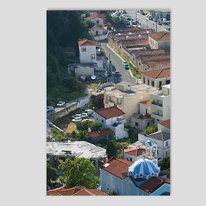 Karlovasi: Port Church Postcards (Package of 8)