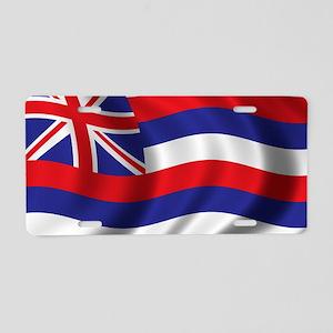 hawaii_flag Aluminum License Plate
