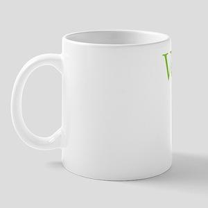 vegetariandrk copy Mug