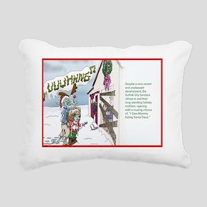 CafePres_Front3 Rectangular Canvas Pillow