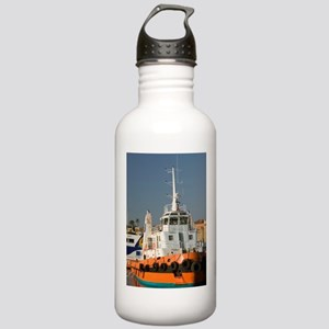 Reflections of Tugboat Stainless Water Bottle 1.0L