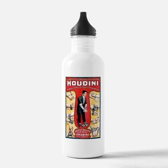 houdini-handcuffs Water Bottle