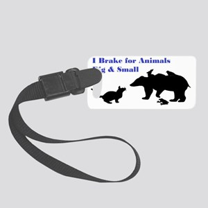 Animal Bumper 2 Small Luggage Tag