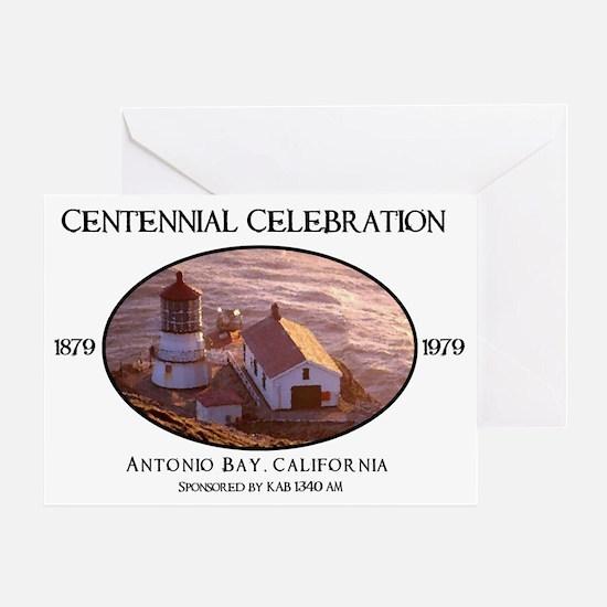 Antonio Bay Greeting Card