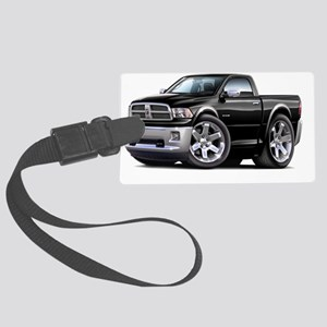 2010-12 Ram Black Truck Large Luggage Tag