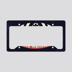 faux-henhouse-OV License Plate Holder