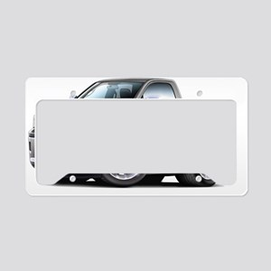 2010-12 Ram GreyTruck License Plate Holder