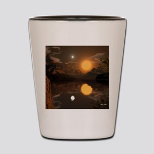 SepphorisMousepad Shot Glass