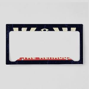 faux-henhouse-CAP License Plate Holder