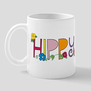 Hippy Chick Mug
