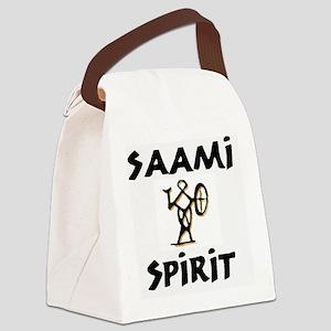 SaamiSpirit2 Canvas Lunch Bag