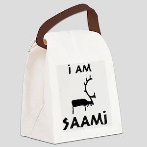 IAmSaami2 Canvas Lunch Bag